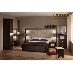 Спальня «Амели», композиция 1
