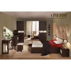 Спальня «Амели», композиция 2