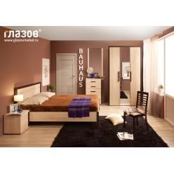 """Спальня """"Bauhaus"""", Композиция 2"""