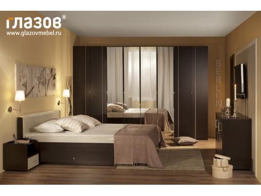 "Спальня ""BERLIN"", Композиция 1"