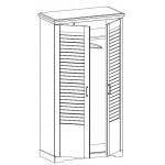 шкаф для одежды двухдверный +11 766 р.