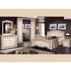 Мебель для спальни «Карина-3» бежевый